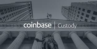 Picture of Coinbase Custody with background