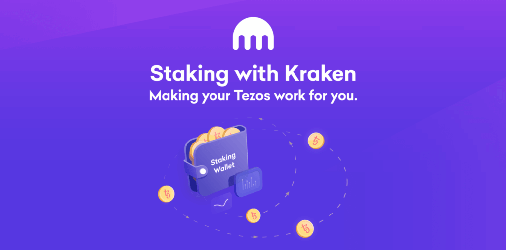 Photo of Kraken Staking Service of Tezos